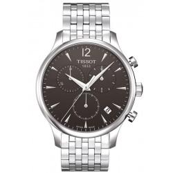 Orologio Uomo Tissot T-Classic Tradition Chronograph T0636171106700