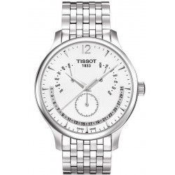 Orologio Uomo Tissot Tradition Perpetual Calendar T0636371103700