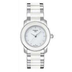 Orologio Donna Tissot T-Lady Cera T0642102201600 Quartz