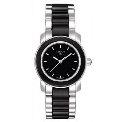 Orologio Donna Tissot T-Lady Cera Quartz T0642102205100