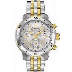 Orologio Uomo Tissot T-Sport PRS 200 T0674172203100 Cronografo