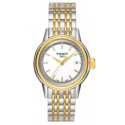 Comprare Orologio Donna Tissot T-Classic Carson Quartz T0852102201100