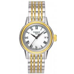 Comprare Orologio Donna Tissot T-Classic Carson Quartz T0852102201300