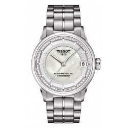 Comprare Orologio Donna Tissot Luxury Powermatic 80 COSC T0862081111600