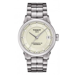 Orologio Donna Tissot T-Classic Luxury Powermatic 80 COSC T0862081126100