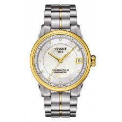 Orologio Donna Tissot Luxury Powermatic 80 COSC T0862082211600