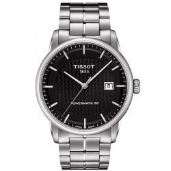 Orologio Uomo Tissot T-Classic Luxury Powermatic 80 T0864071120102