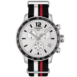 Orologio Uomo Tissot T-Sport Quickster Nato Chronograph T0954171703701