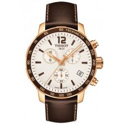 Orologio Uomo Tissot T-Sport Quickster Chronograph T0954173603702