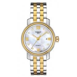 Comprare Orologio Donna Tissot T-Classic Bridgeport Automatic T0970072211600