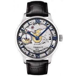 Comprare Orologio Uomo Tissot Chemin des Tourelles Squelette Mechanical T0994051641800