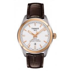 Comprare Orologio Donna Tissot PR 100 COSC Quartz T1012512603600
